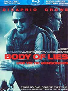 Body of Lies / Une vie de mensonges (Bilingual) [Blu-ray]