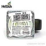 (4 Pcs) Hettich Swivel Light Duty Plate Fix Plastic
