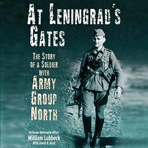 At Leningrad's Gates Hörbuch