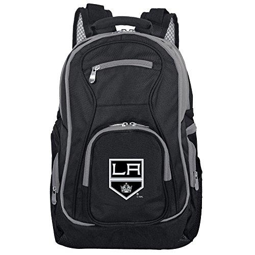 NHL Los Angeles Kings Colored Trim Premium Laptop Backpack
