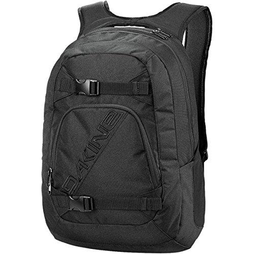 Dakine Mens Explorer Backpack, Black