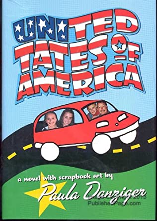book cover of United Tates of America