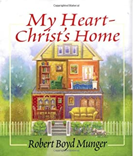 photograph regarding My Heart Christ's Home Printable named My Center--Christs House Retold for Kids (Ivp Booklets