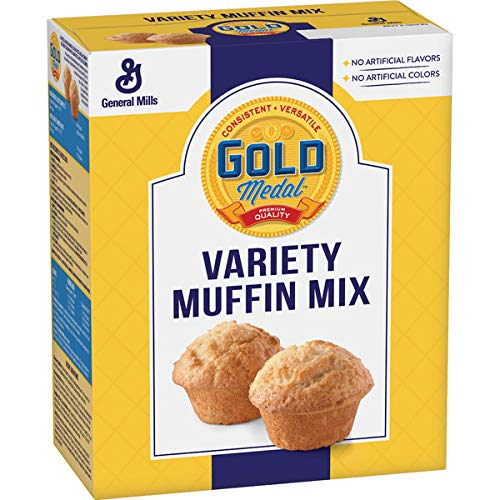 Gold Medal Formula - Gold Medal Variety Muffin Mix, 6 Count