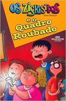 Os Ziskisitos e o Quadro Roubado | Amazon.com.br