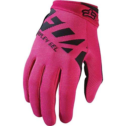 Fox Racing Ripley Gel Glove - Women's Black/Pink, S ()