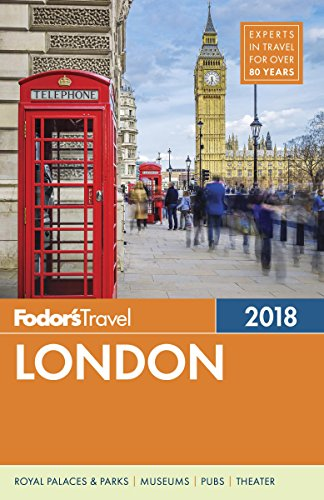 Fodor's London 2018 (Full-color Travel Guide)...