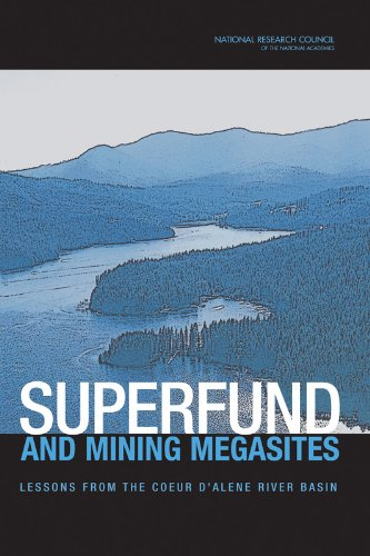 Superfund And Mining Megasites  Lessons From The Coeur Dalene River Basin