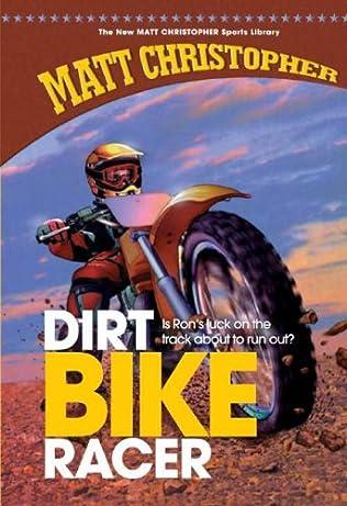 book cover of Dirt Bike Racer