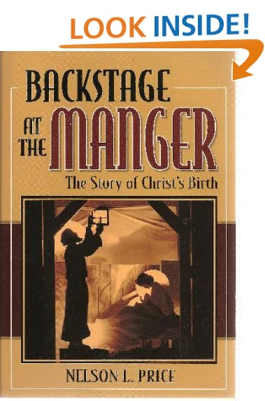 Download Backstage At the Manger: The Story of Christ's Birth ebook
