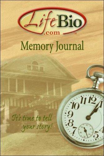 Memory Journal Beth Sanders