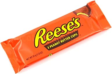 Hersheys Reeses Peanut Butter Cups - 51 gr, [pack de 10, 510 gr]: Amazon.es: Alimentación y bebidas
