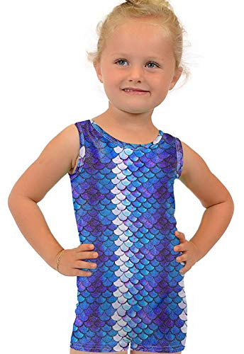 Little Young Girls Lightweight Gymnastics Outfits Novelty Cats Princess Kitty Leotards with Shorts 80s Quick Dry Ballet Dancewear One Piece Rompers 6-7 Years Unitard Sparkly Biketards Underwear
