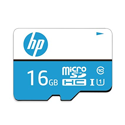 Micro SD HP 16GB Class 10 80MB/s + Adaptador: Amazon.es ...