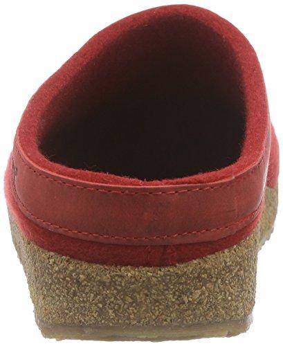 Unisex adulto Haflinger imbottite non 713001 unisex Unisex Pantofole qwfY0q