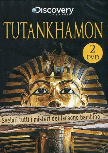 Tutankhamon (2 Dvd+Booklet) [Italia]: Amazon.es: Cine y Series TV
