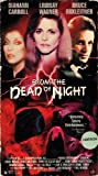 From the Dead of the Night [VHS]