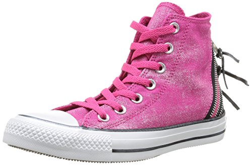 Taylor Mode 13 Zip All Tri Star Sparkle Chuck Converse Hi Rose Rose Wash Baskets Femme OxEq5wcPnp