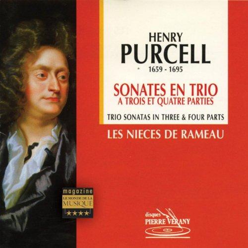 (Purcell : Sonates en trio à trois & quatre parties)