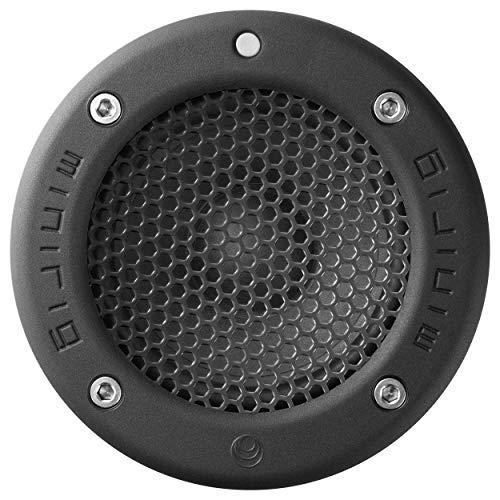 MINIRIG 3 Portable Rechargeable Bluetooth Speaker - 100 Hour Battery - Loud Hi-Fi Sound - Black