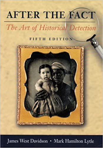 the art of historical detection