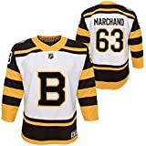 Outerstuff Boston Bruins  63 Brad Marchand Youth Winter Classic Premier  Jersey (Youth L  072d84599