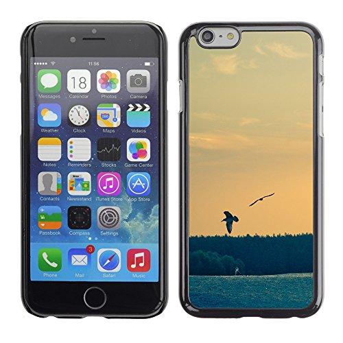 """Premio Sottile Slim Cassa Custodia Case Cover Shell // V00003396 mouettes // Apple iPhone 6 6S 6G 4.7"""""""
