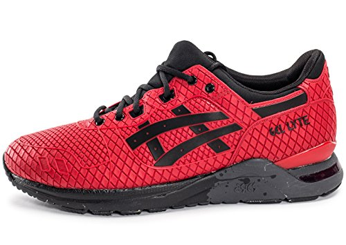 Asics - Gel Lyte Evo - Sneakers Man rojo, negro