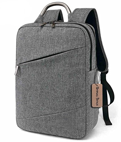 bronze-timestm-unisex-156-inch-canvas-scratch-resistant-laptop-backpack-bag-a-gray