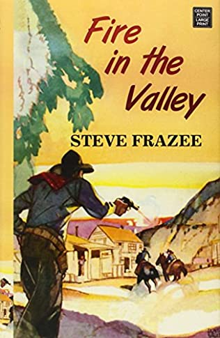 book cover of Fire in the Valley