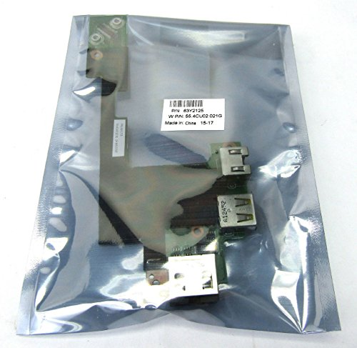 New Genuine Lan For Lenovo Thinkpad T510 W510 T510 USB LAN Ethernet Port Board 63Y2125 by Comp XP