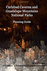 Carlsbad Caverns and Guadalupe Mountains National Parks Planning Guide Paperback