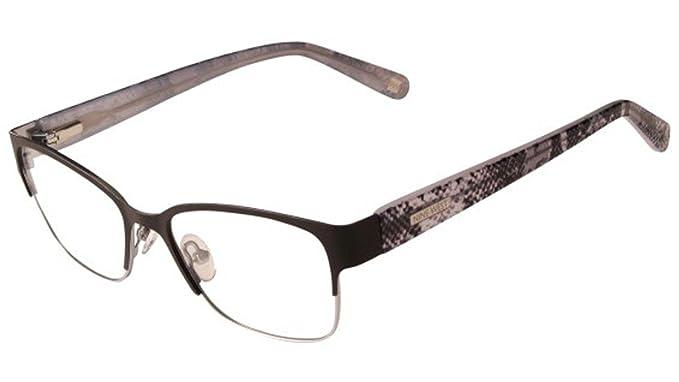 1e6cc5be4a Eyeglasses NINE WEST NW 1075 001 BLACK at Amazon Women s Clothing store