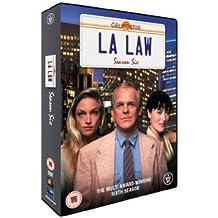 L.A. Law: Season 6