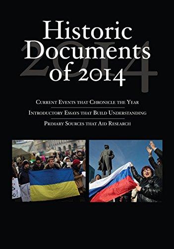 Historic Documents of 2014 Pdf
