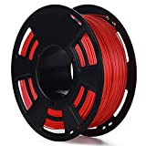 3D PLA 1.75MM RED Plastic 3D Printer Printing Filament, Dimensional Accuracy +/- 0.04 mm, 1KG 2.2LBS