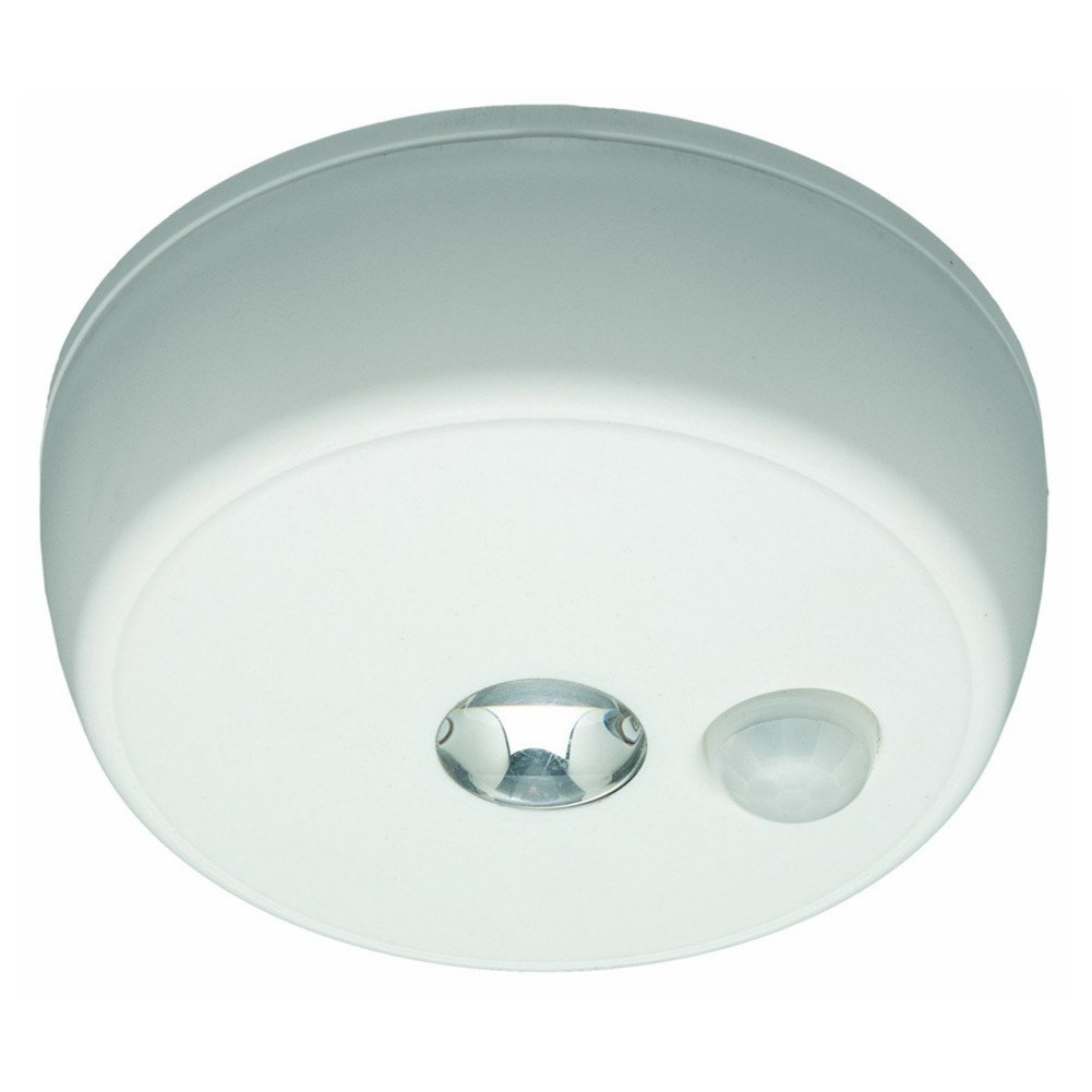 Mr. Beams Wireless Motion-Activated LED Ceiling Light — 100 Lumens, Model# MB980