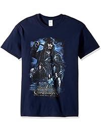 Men's Pirates Of Caribbean Dead Tell No Tales T-Shirt