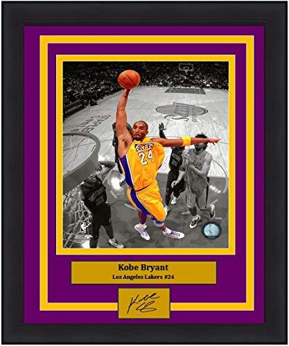 e5d552dd392 Lakers Kobe Bryant Spotlight Dunk 8