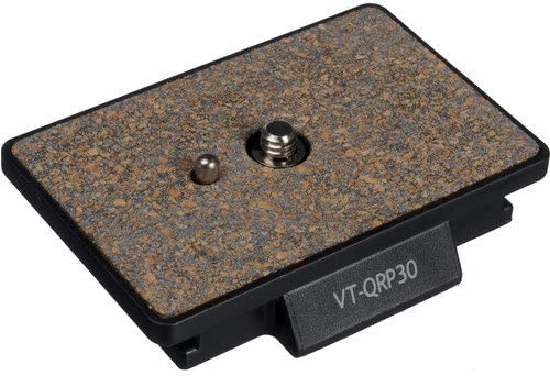Magnus VT-QRP30 Quick Release Plate for VT-300 350 /& 400 and VPH-20 Tripods 3 Pack