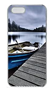iPhone 5S Cases & Covers -Beautiful Place Custom PC Hard Case Cover for iPhone 5/5S ¨CTransparent