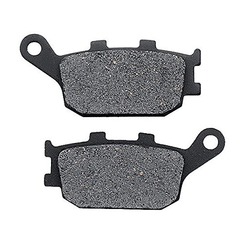 Honda Rear Cbr954rr (KMG 2011 Yamaha FZ8 Rear Non-Metallic Organic NAO Disc Brake Pads Set)