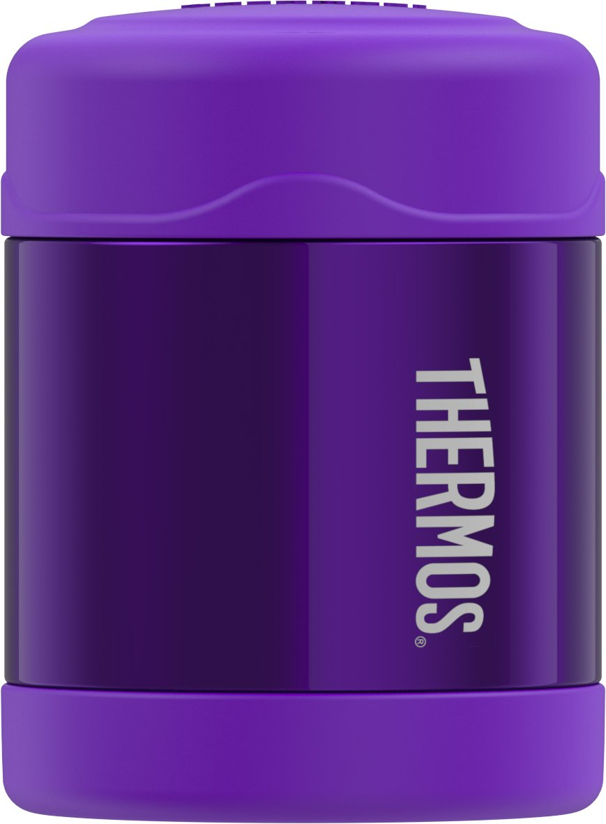 Thermos Funtainer 10 Ounce Food Jar, Violet F3006VI6