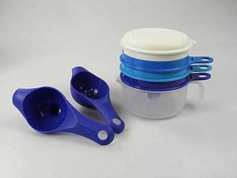 Tupperware Hornear Cocina Perle Exprimidor separador + Embudo + Colador P 20839