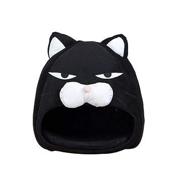 Funihut Casa de Juguete para Gato Cesta caseta para Gatos Fieltro – Abrigo para Gato Premium
