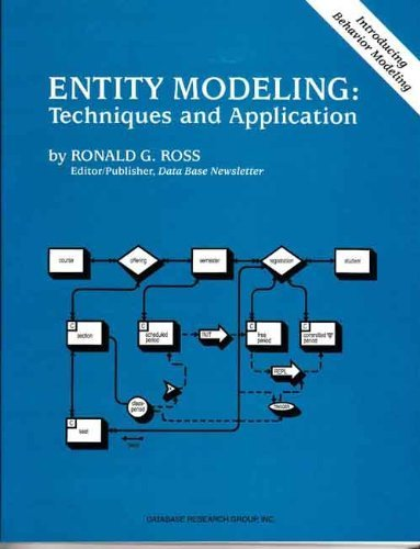 Entity Modeling: Techniques and Application