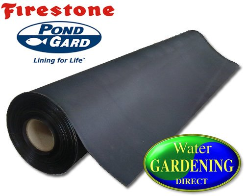 16ft x 16FT Gordon Low Aqualast Pond Liners 16ft x 16ft