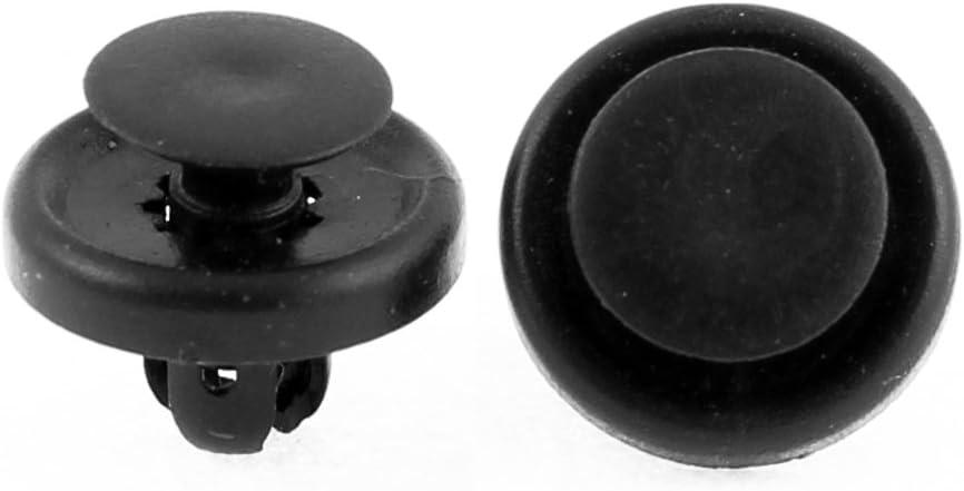 uxcell 7mm x 18mm x 8mm Rivet Retainer Fender Car Bumper Push Clip 20pcs