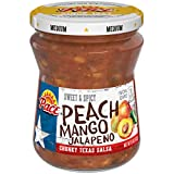 Pace Peach Mango Jalapeño Salsa, Medium, 15 Ounce