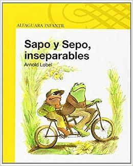 sapo y sepo inseparables pdf
